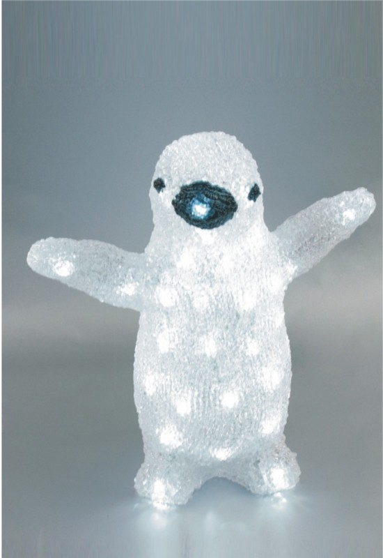 FY-001-A02 christmas BABY PENGUIN acrylic light bulb lamp FY-001-A02 cheap christmas BABY PENGUIN acrylic light bulb lamp - Acrylic lights  made in china