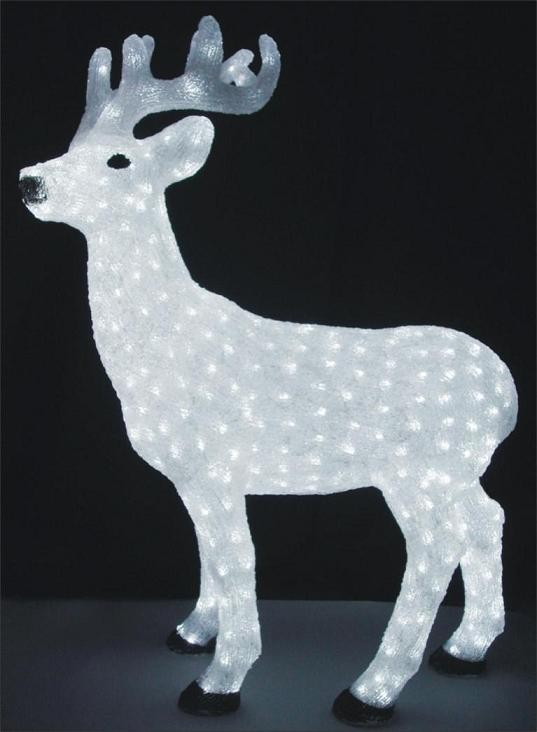 FY-001-B04 christmas REINDEER acrylic light bulb lamp FY-001-B04 cheap christmas REINDEER acrylic light bulb lamp - Acrylic lights  China manufacturer