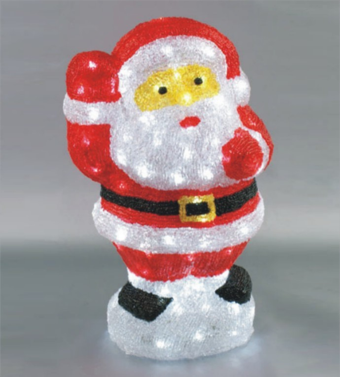 FY-001-E03 christmas acrylic SANTA CLAUS light bulb lamp FY-001-E03 cheap christmas acrylic SANTA CLAUS light bulb lamp - Acrylic lights  China manufacturer