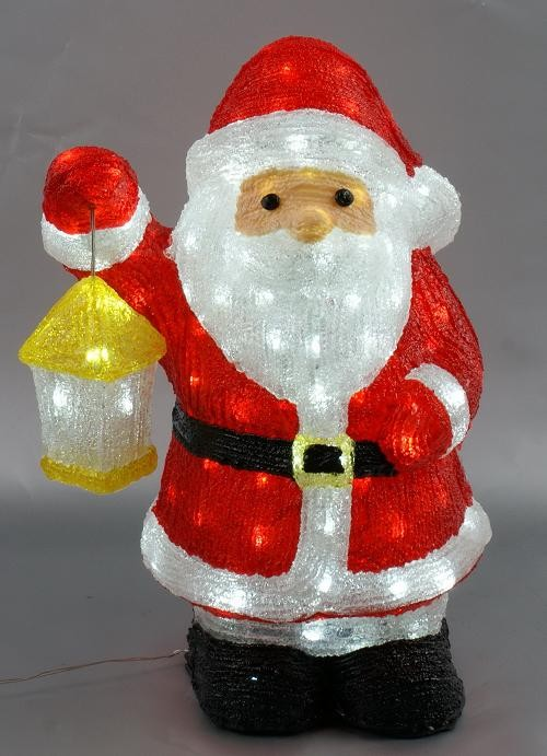 FY-001-E06 christmas acrylic SANTA CLAUS light bulb lamp FY-001-E06 cheap christmas acrylic SANTA CLAUS light bulb lamp - Acrylic lights  made in china