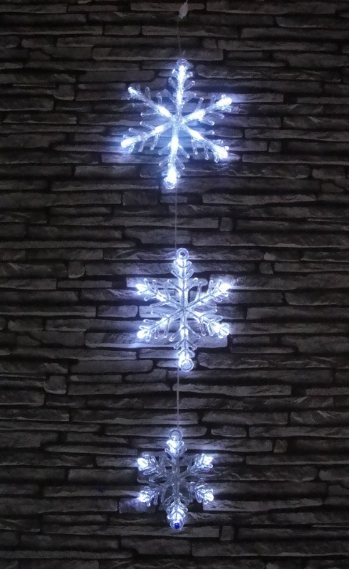 FY-001-N06 christmas acrylic SNOWFLAKE CHAIN light bulb lamp FY-001-N06 cheap christmas acrylic SNOWFLAKE CHAIN light bulb lamp - Acrylic lights  made in china