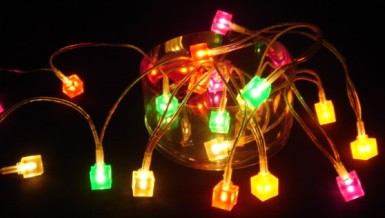 FY-03A-024 LED christmas small lights bulb lamp FY-03A-024 LED cheap christmas small lights bulb lamp - LED String Light with Outfit manufactured in China
