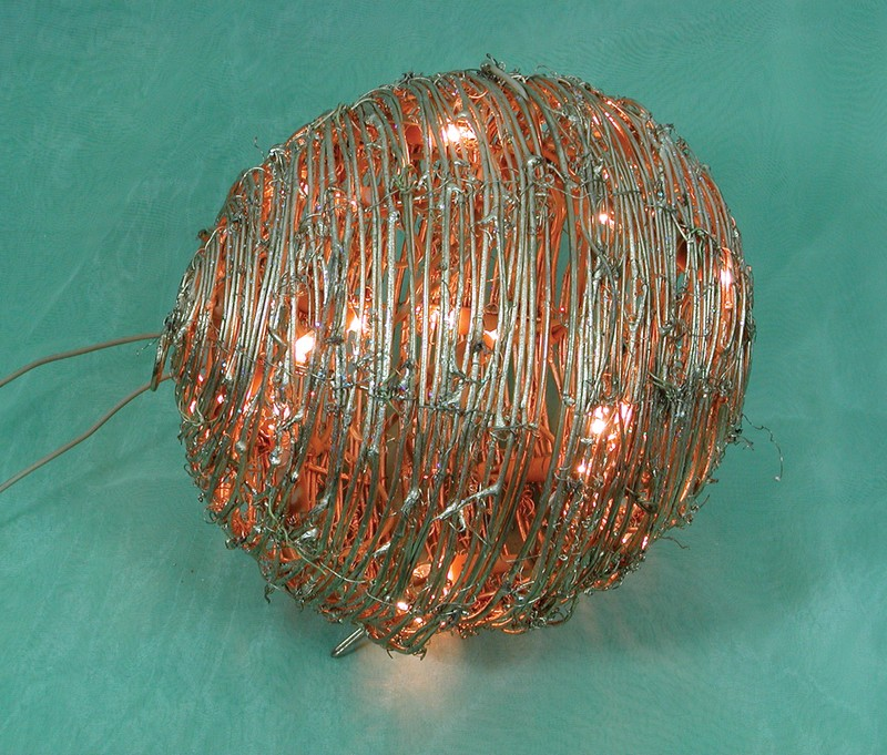 FY-06-017 christmas gold ball rattan light bulb lamp FY-06-017 cheap christmas gold ball rattan light bulb lamp - Rattan light manufactured in China