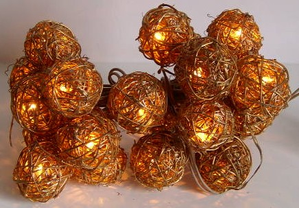 FY-06-037 christmas small balls rattan light bulb lamp FY-06-037 cheap christmas small balls rattan light bulb lamp - Rattan light manufactured in China