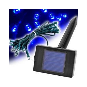 FY-30L-SP Series 30 LED Solar  - Solar Christmas Lights manufactured in China