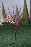 FY-50012 LED christmas flower branch tree small led lights bulb lamp FY-50012 LED cheap christmas flower branch tree small led lights bulb lamp