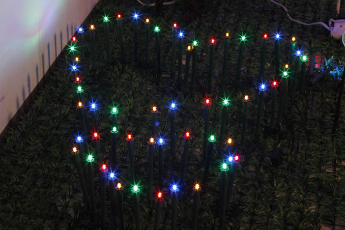 FY-50024 LED Christmas Branch Tree Small Led Lights Bulb Lamp