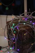 FY-60101 LED christmas lights FY-60101 LED cheap christmas lights bulb lamp string chain - LED String Lights manufactured in China