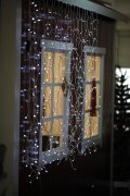FY-60106 christmas curtain lights bulb lamp FY-60106 cheap christmas curtain lights bulb lamp - LED Net/Icicle/Curtain lights made in china