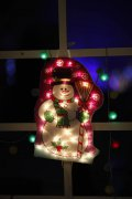FY-60311 christmas snow man window light bulb lamp FY-60311 cheap christmas snow man window light bulb lamp - Window lights made in china