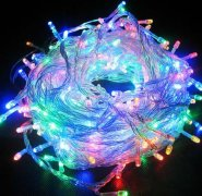 Multicolored 144 Superbright LED String Lights Multifunction Clear Cable 24V Low Voltage Multicolored 144 Superbright LED String Lights Multifunction Clear Cable - LED String Lights China manufacturer