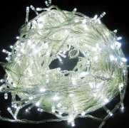 White 144 Superbright LED String Lights Multifunction Clear Cable 24V Low Voltage White 144 Superbright LED String Lights Multifunction Clear Cable - LED String Lights China manufacturer