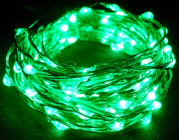 <strong>Solar Copper Wire Lights </strong> , Solar Christmas Lights manufactured in China