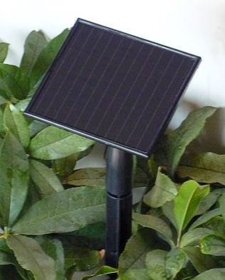solar module for 1-120 LED Solar Christmas lights