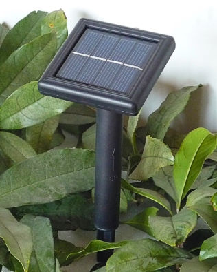 solar module for 1-150 LED Solar Christmas lights