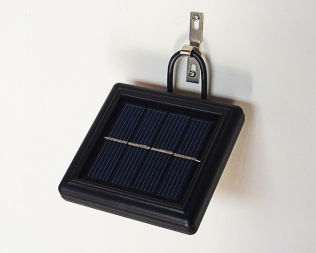 solar module for 1-60 LED Solar Christmas lights