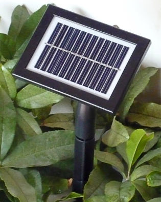 Solar Power Christmas Lights