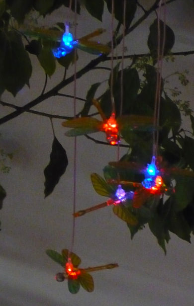 Outfit,String,Solar,Light,Solar String Light with Outfit,with