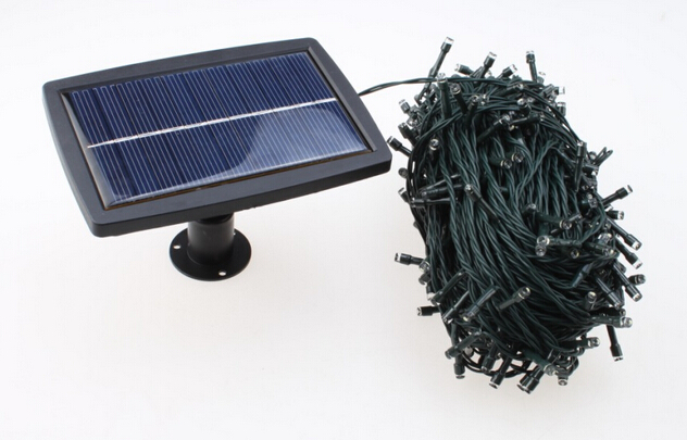 FY-300L-SP Series 300 LED Solar String Lights